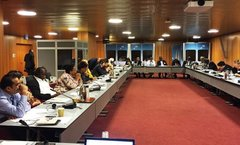 SI Meeting at the 133rd Assembly of the IPU in Geneva