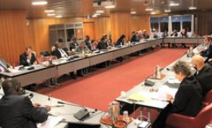 Meeting at the 138th IPU Assembly in Geneva