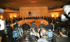Socialist International discusses Lebanon situation in extraordinary meeting in Beirut