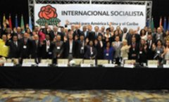 Meeting of the SI Committee for Latin America and the Caribbean in Santo Domingo, Dominican Republic