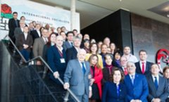 Meeting of the SI Committee for Latin America and the Caribbean in Montevideo, Uruguay
