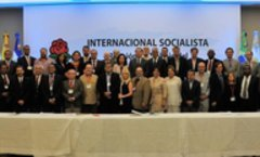 Working meeting of members of the SI Committee for Latin America and the Caribbean