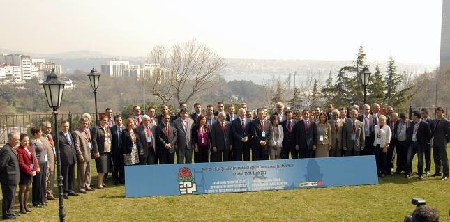Working to secure the success of the democratic transitions – SI committee on the Arab world meets in Istanbul