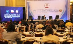 SI Meeting at the 140th IPU Assembly in Doha