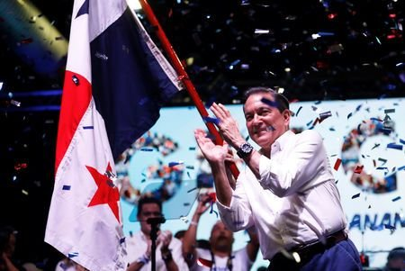Election victory in Panama