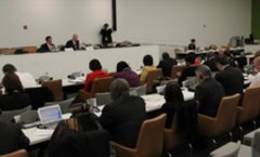 SI Presidium meeting at United Nations during the UNGA debates