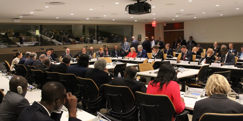 Meeting of the SI Presidium and Heads of State & Government, United Nations, New York