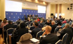 SI at the 137th IPU Assembly in St Petersburg, Russia