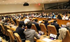 Meeting of the SI Presidium and Heads of State and Government, United Nations, New York
