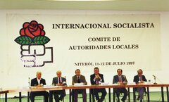 SI Committee on Local Authorities, Niterói, Brazil