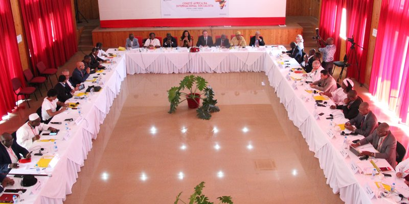 Meeting of the SI Africa Committee in Praia, Cabo Verde