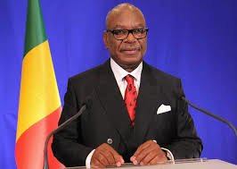 Congratulations to the President of Mali