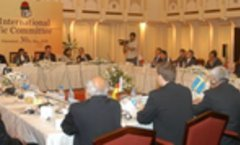 Pakistan Peoples' Party, leading the democratic agenda at home, hosts Socialist International meeting in Islamabad