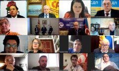 SI Committee for the CIS, the Caucasus and the Black Sea focuses on key regional issues at virtual meeting